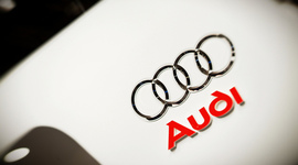 The History of Audi timeline