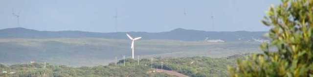 Australia's First Wind Farm Built