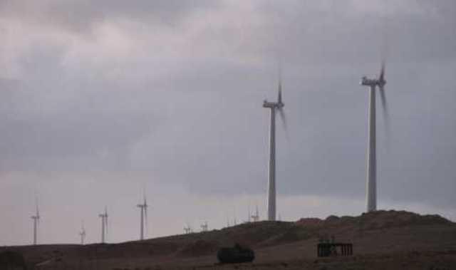 3 Wind Farms Built