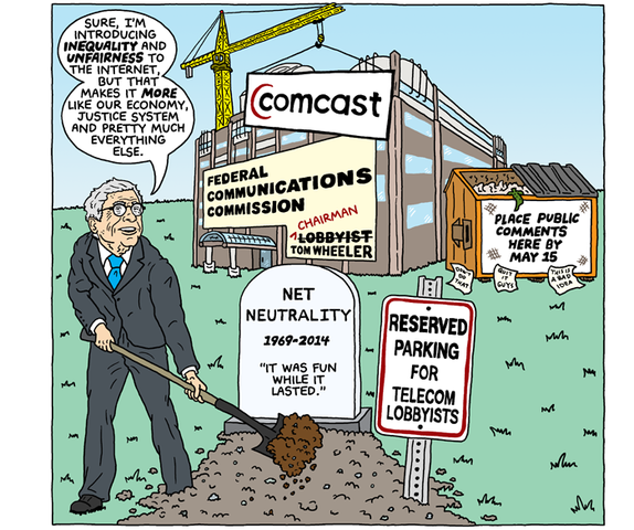 Internet Dominates