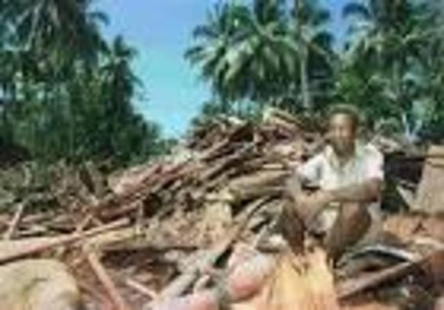 New Guinea 1998