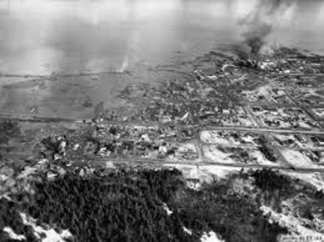 Aleutions, Alaska 1946