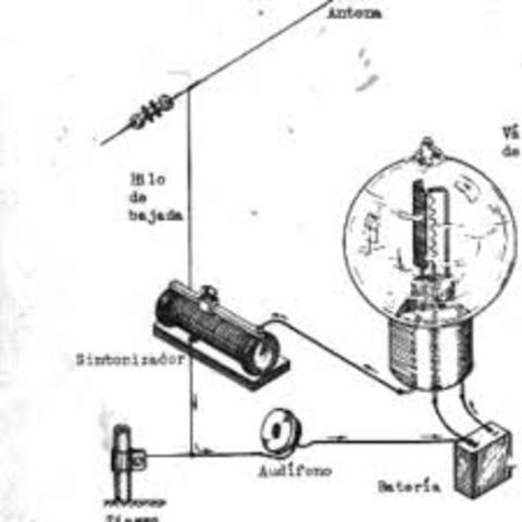 Vàlvula dediode per a ràdiocomunicacions