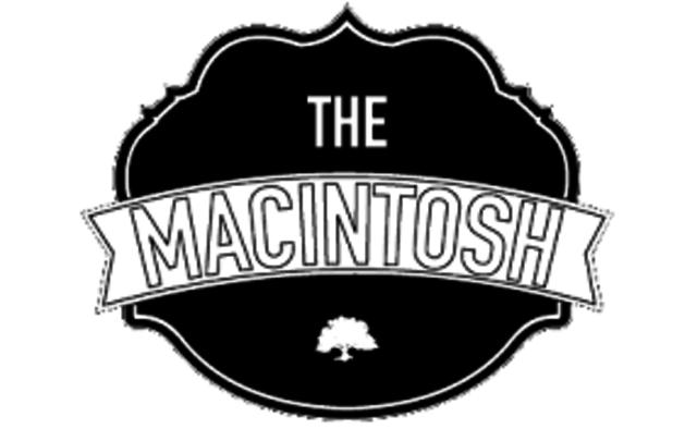 Macintosh Enters