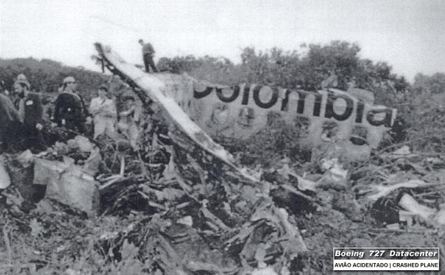 Avianca Flight 203