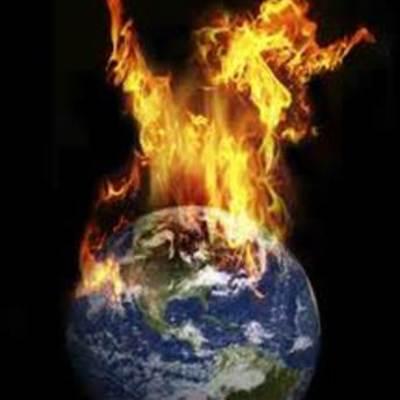 A World on Fire timeline