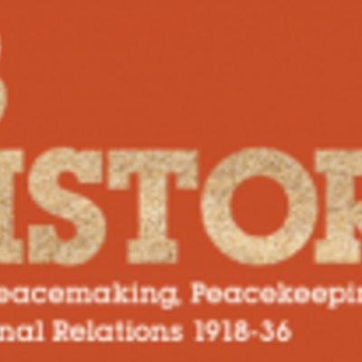 """Timeline of Events Discussed in the IB Course """"Peacemaking, Peacekeeping"""""""