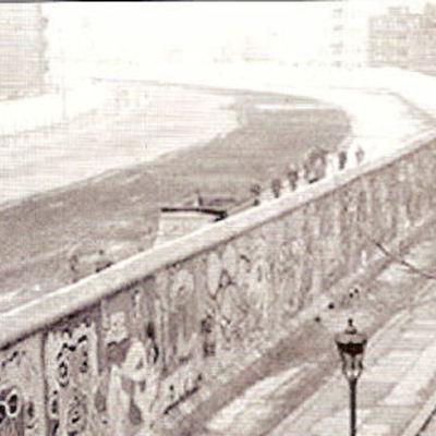 Berlinmuren timeline