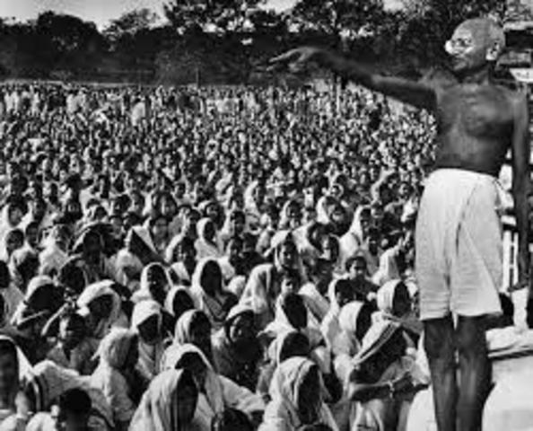 Quit India Movement Begins