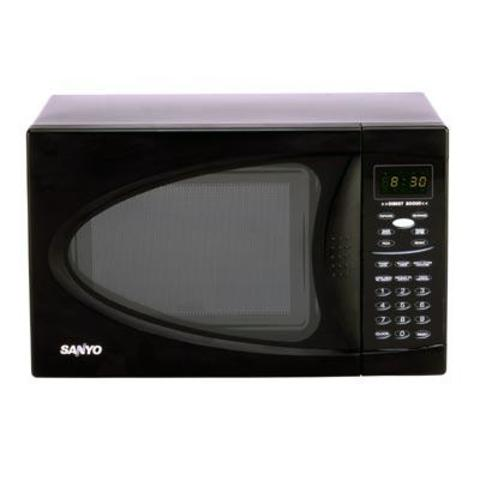 Microwave ovens invented