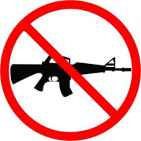 1994 federal assualt weapons ban In 1997, the urban institute published the results of the first study of the 1994  federal assault weapons ban (roth and koper 1997) the first.