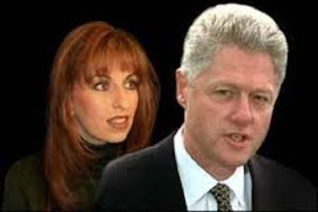 sexual harassment case filed against bill clinton by paula jones Trump's female accusers feel forgotten a lawsuit may change that search but lawyers for ms zervos point to the united states supreme court ruling that allowed paula jones to bring a sexual harassment suit against president bill clinton while he was in office.