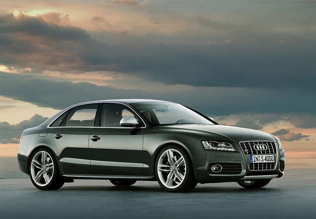 Audi S4 and S6 Classes