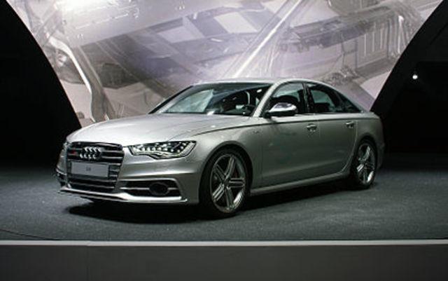 Audi S6 Refurnished