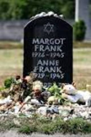 Bergen Belsen Concentration Camp ...  |Margot Frank Concentration Camp