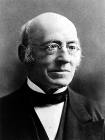 the influence of william lloyd garrison Selections from the writings of w l garrison  by william lloyd garrison'   many of the clergy are enlisted in its support: their influence is powerful.