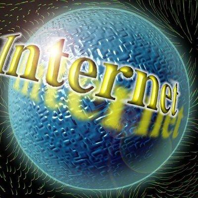 История развития интернета. timeline