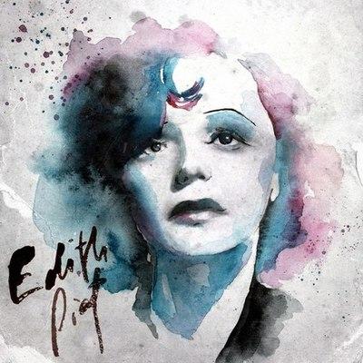 Эдит Пиаф. (Edith Piaf) timeline