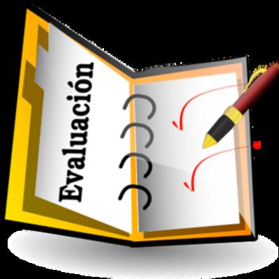 Períodos de la evaluación timeline