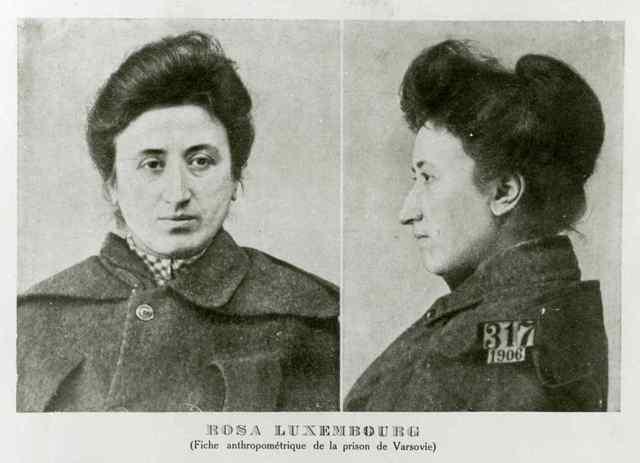 Rosa Luxemburg Timeline Timetoast Timelines