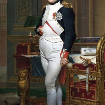 Життя Наполеона Бонапарта timeline