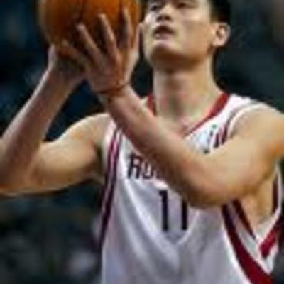 Yao Ming timeline
