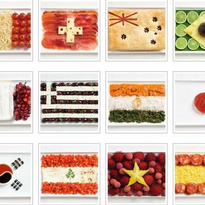 Foods Around the World FINAL timeline