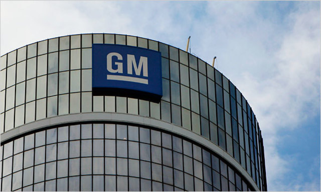 General Motors shut down a plant