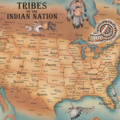 Indians in the U.S. timeline