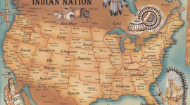 Indians in the U.S. timeline