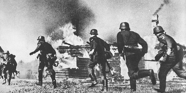 Стихи о Великой отчественной войне