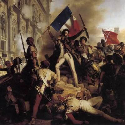 Великая Французская Революция timeline
