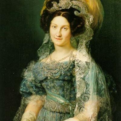 Final del reinado de Fernando VII y regencia de María Cristina de Borbón timeline