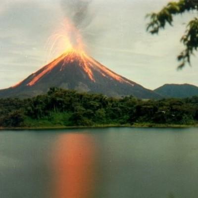 Els volcans Europeus timeline