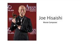 Joe Hisaishi timeline