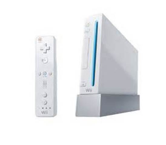 Wii launched