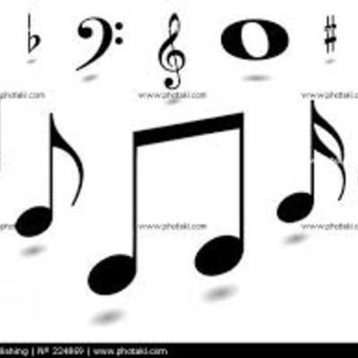 signos de la musica timeline