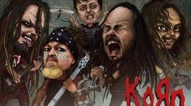 Группа Korn timeline