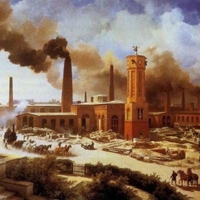 Промышленная революция timeline