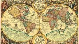 История географических и космических открытий timeline