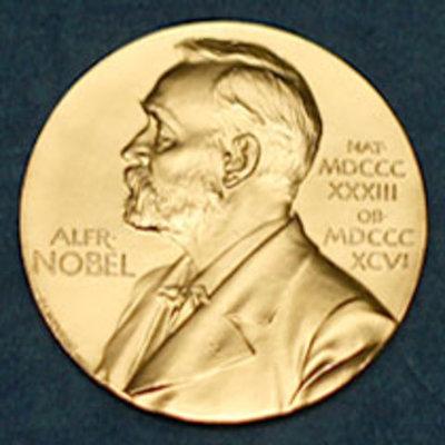 Chemistry Nobel Peace Prizes timeline