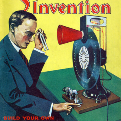 Les inventions timeline