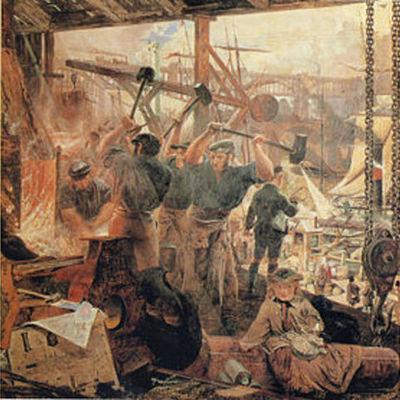 Важнейшие открытия промышленной революции timeline