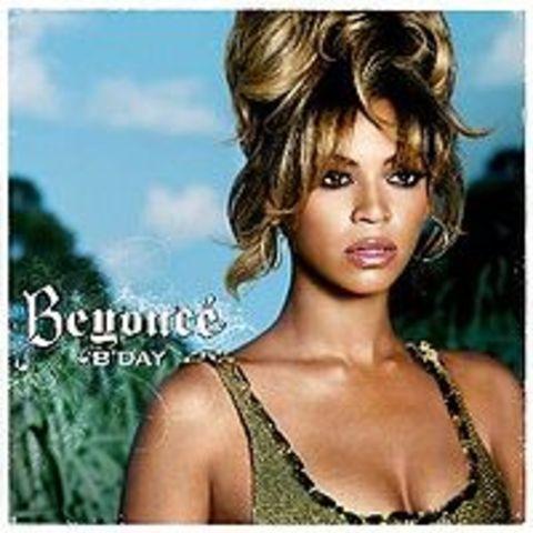 Beyonce' B-DAY