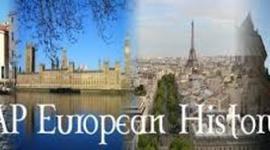 Ap European History interactive timeline