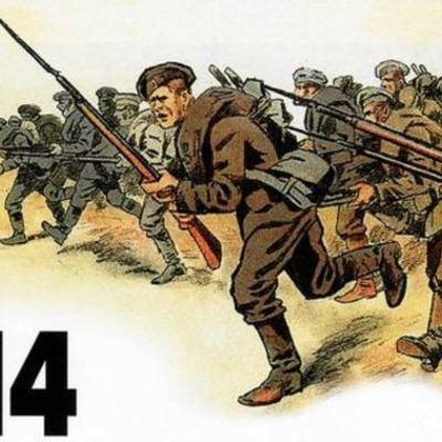 Причины, ход и последствия Первой мировой войны. timeline