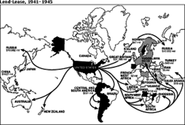 US Foreign Policies and Wars (1890-1945) timeline