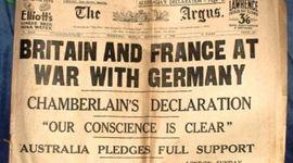 World War II (1939-1945) timeline