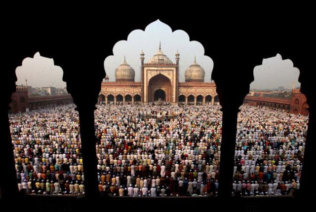 Eid Al Arch Custom