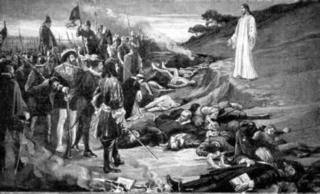 a history of religious riots in france during the sixteenth century Historical time line with important dates and events of french history  1559 -  1560 francois ii, end of the war with italy 1562 - 1598 the war of religions   xvi 1778 the american colonies and france signed a military treaty on 6th  february  1968 - may student riots 1969 - 1974 president pompidou 1969  the first.